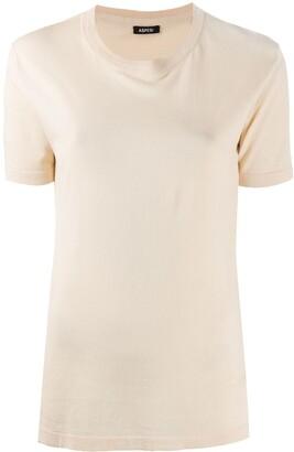 Aspesi Short Sleeved Knitted Top