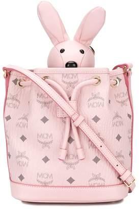 MCM Zoo bunny bucket bag