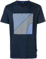 Calvin Klein Jeans striped print T-shirt