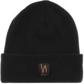Nudie Jeans Liamsson Beanie Hat Black