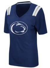 Colosseum Women's Penn State Nittany Lions Rock Paper Scissors T-Shirt