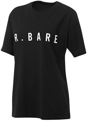 Running Bare Womens Hollywood 90s Relax Tee