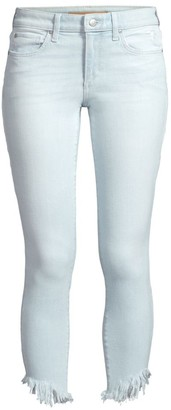 Joe's Jeans The Icon Mid-Rise Crop Skinny Jeans
