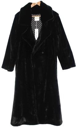 Each X Other Each X Black Faux fur Coat for Women