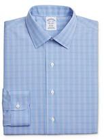 Brooks Brothers Plaid Classic Fit Dress Shirt