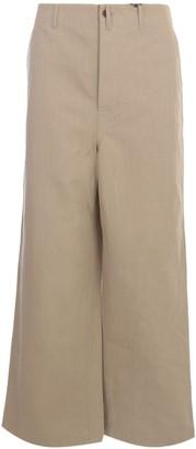 Comme des Garcons Junya Watanabe Cotton Linen Pants