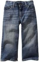Gap Lil' loose jeans (medium wash)