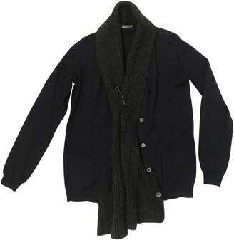Miu Miu Navy Wool Knitwear for Women