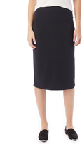 Alternative Pencil Spandex Jersey Skirt