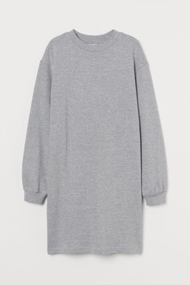 H&M Short sweatshirt dress