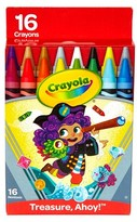 Crayola Pick Your Pack Crayons, 16ct - Mermaid Shimmer