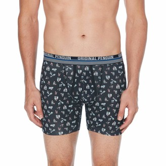 Original Penguin Drinks Print 3 Pack Boxer Brief