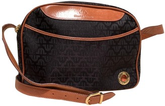 Maurice Lacroix Black Cloth Handbags
