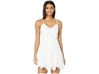 BB Dakota Women's Party has Arrived Scalloped lace Dress