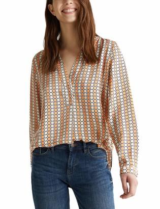 Esprit Women's 020eo1f301 Henley Shirt
