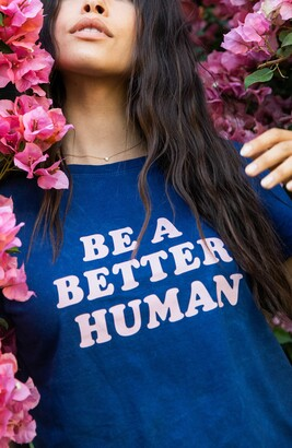 Sub Urban Riot Be a Better Human T-Shirt