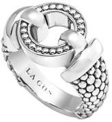 Lagos Women's 'Enso' Caviar(TM) Ring