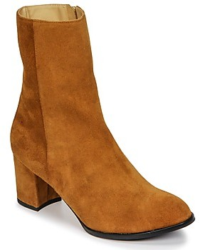 Emma.Go Emma Go KATE women's Low Ankle Boots in Brown