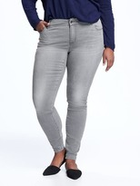Old Navy Mid-Rise Plus-Size Rockstar Jeans
