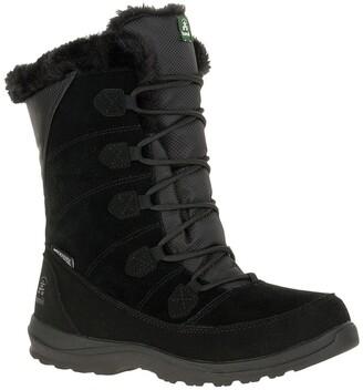 Kamik Icelyn Faux Fur Trim Snow Boot