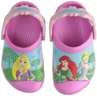 Crocs Girls' Creative Magical Day Princess Clogs