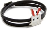 McQ by Alexander McQueen Alexander McQueen Electro Bunny Mini Bracelet