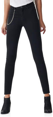 Roxy Blue Revival High-Rise Skinny Jeans