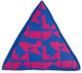 Jenny Pennywood Triangular Throw Pillow
