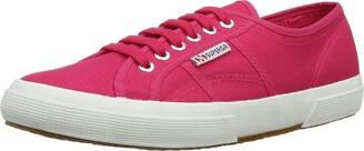 Superga Unisex Adults 2750 Cotu Classic Trainers Low-Top Pink (Pink) 9 UK (43 EU)