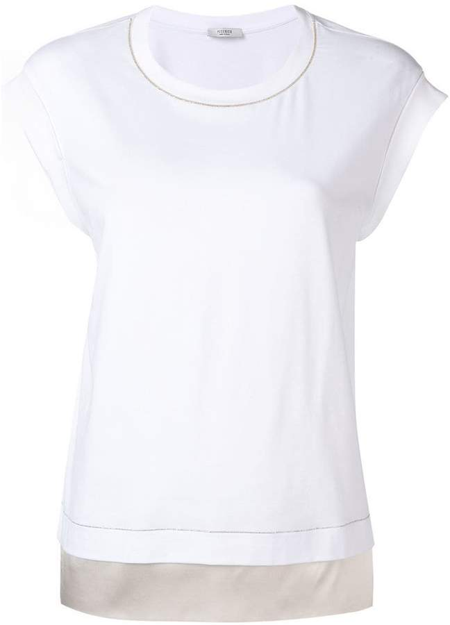 Peserico relaxed-fit T-shirt