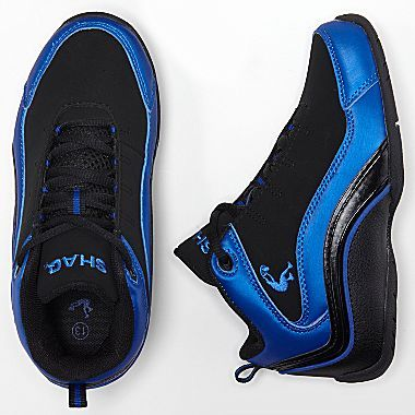 Shaq Hoops Boys Athletic Shoes