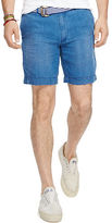 Polo Ralph Lauren Straight-Fit Chambray Short