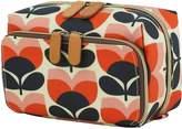 Orla Kiely Flower Stripe Medium Wash Bag
