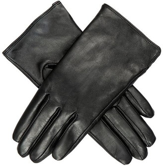 Dents Womens Plain Leather Glove