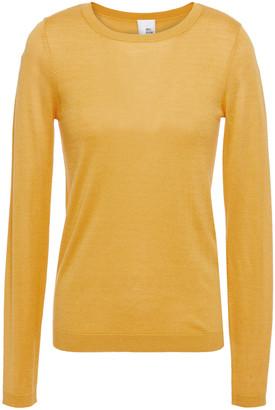 Iris & Ink Anisha Silk And Cashmere-blend Sweater