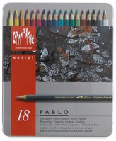Caran d'Ache Pablo 0666-318 18 color set (japan import)