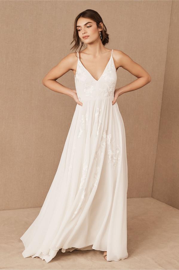 BHLDN Bonaire Gown