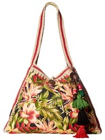 Patricia Nash Gerona Canvas Resort Tote Tote Handbags