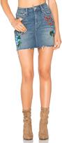 Tularosa x REVOLVE Aubrey 5 Pocket Mini Skirt