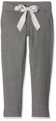 MEK Baby Girls Pantalone Felpa Stretch Trousers