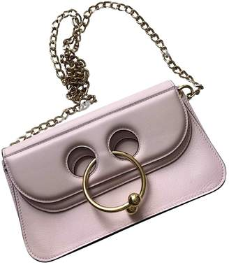 J.W.Anderson Pink Leather Clutch bags