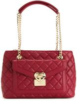 Love Moschino medium quilted shoulder bag