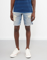 Levi's 511 Slim Cut-Off Shorts Surfside Blue