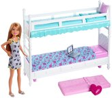 Barbie Sisters Stacie Doll with Bunkbeds Gift Set Doll