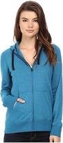 Hurley Staple Icon Fleece Zip Hoodie Women's Fleece