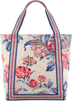 Cath Kidston Porchester Rose Reverse Coated Tote
