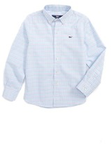 Vineyard Vines Toddler Boy's Bigalow Beach Shirt