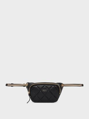 DKNY Lara Medium Quilted Belt Bag