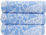 Christy Secret Garden Towel - Cornflower - Bath Sheet