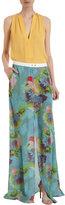 A.L.C. Floral Skirt